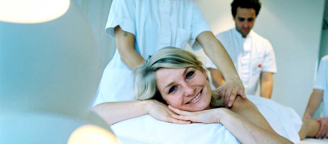 6 Hand Massage