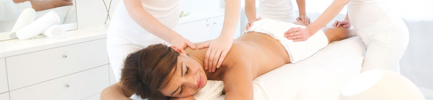 4 Hände Massage