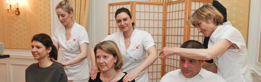 Event & Büro Massagen