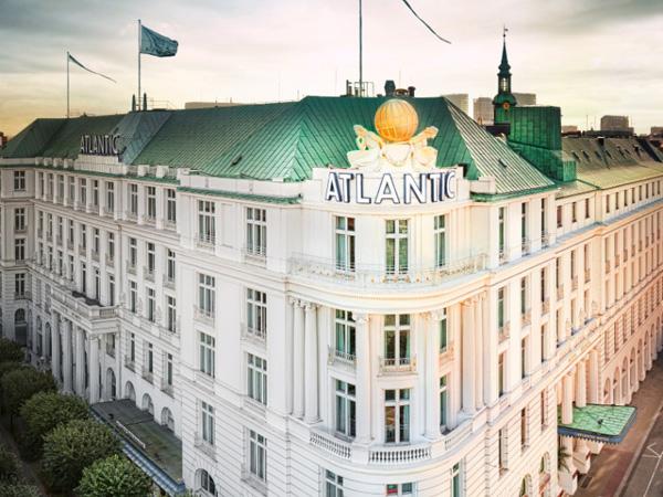 Hotel Atlantic Hamburg Sauna