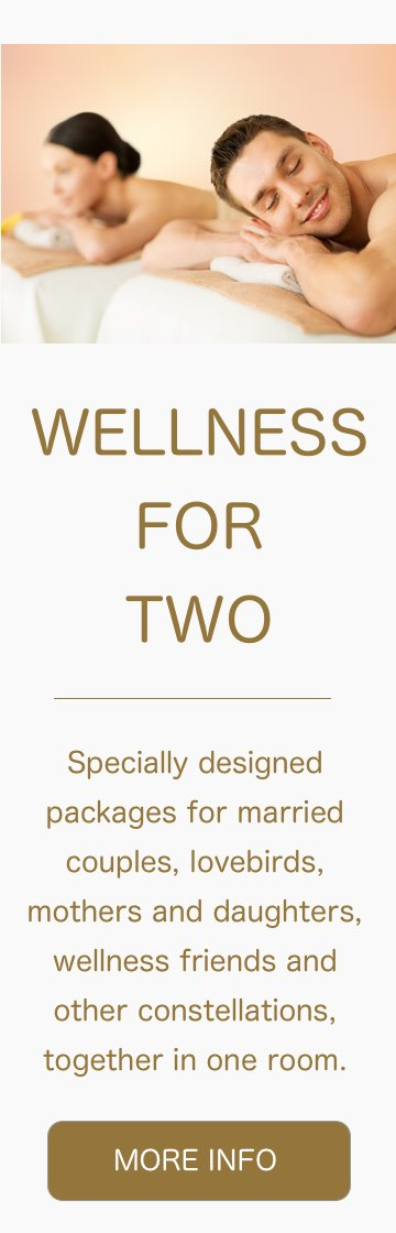 Wellness For Two