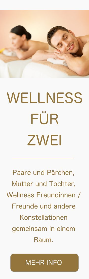 Wellness Fuer Zwei